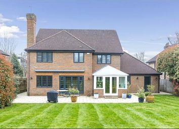 Thumbnail 5 bed detached house for sale in Blundel Lane, Cobham, Surrey