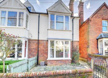 Thumbnail 2 bed flat for sale in Beaumont Rise, Marlow