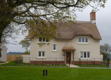 Thumbnail 4 bed detached house for sale in Plot 17, Ladywell Meadows, Chulmleigh