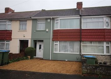 Thumbnail 3 bed terraced house for sale in St Micheals Grove, Fareham, Hampshire