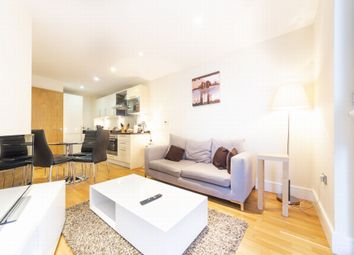 Thumbnail 1 bedroom flat to rent in Cobalt Point, Lanterns Court, 38 Millharbour, London, London