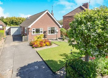 Thumbnail 3 bed detached bungalow for sale in Station Road, Haxby, York