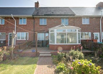 3 bed terraced house for sale in The Crescent, Consett DH8