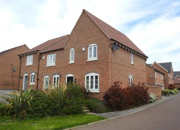 Thumbnail 3 bed end terrace house for sale in Hirst Close, Arnold, Nottingham