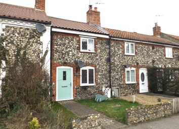 Thumbnail 2 bedroom terraced house for sale in Watton, Thetford, .