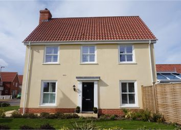 Thumbnail 4 bedroom link-detached house for sale in Byfords Way, Watton