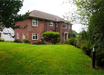 Thumbnail 5 bed detached house for sale in Dumbah Lane, Bollington