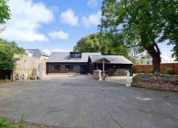 Thumbnail 4 bed detached house for sale in Northfleet Green Road, Southfleet, Kent