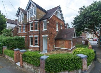 Thumbnail 8 bed semi-detached house for sale in St. Johns Church Road, Folkestone