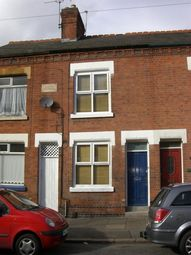 Thumbnail 2 bed terraced house to rent in Avenue Road Extension, Clarendon Park, Leicester