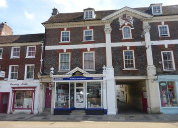Thumbnail 2 bed flat for sale in Market Place, Blandford Forum