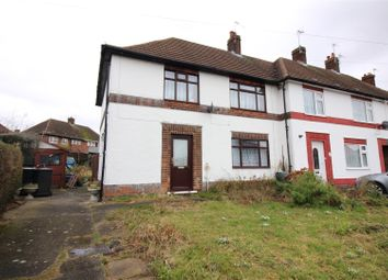Thumbnail 3 bed end terrace house for sale in New Eaton Road, Stapleford, Nottingham