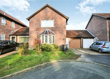 Thumbnail 4 bed semi-detached house for sale in Tottehale Close, North Baddesley, Hampshire