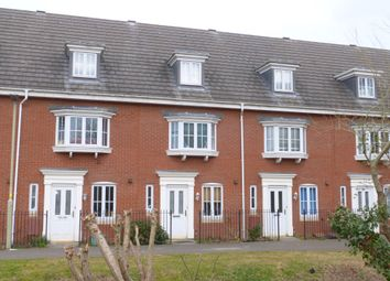 Thumbnail 3 bed terraced house for sale in Midsummer Walk, Hempsted, Gloucester