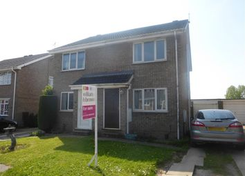 Thumbnail 2 bed semi-detached house for sale in Lambourne Rise, Bottesford, Scunthorpe