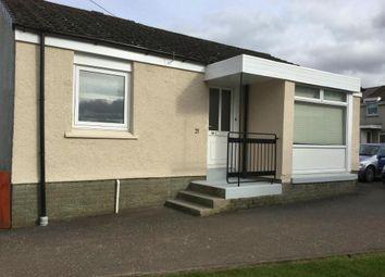 Thumbnail 1 bed semi-detached bungalow for sale in Gair Crescent, Carluke