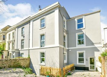 Thumbnail 1 bed flat to rent in Devonport Road, Plymouth