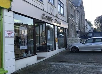 Thumbnail Retail premises to let in 23-27, Berkeley Vale, Falmouth, Cornwall
