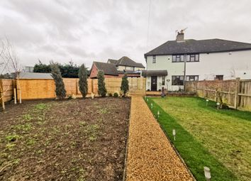 Thumbnail 3 bed semi-detached house for sale in Kempton Cross, Worlingham, Beccles