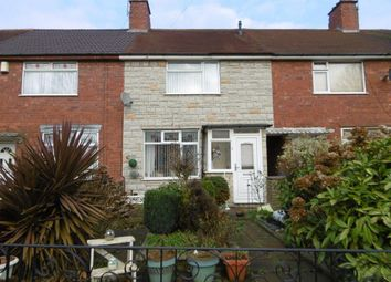 Thumbnail 2 bed terraced house to rent in Hathersage Road, Great Barr, Birmingham
