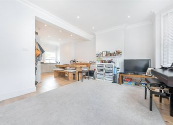 Thumbnail 3 bed flat to rent in St Johns Avenue, London