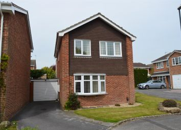 Thumbnail 3 bedroom detached house for sale in Latrigg Close, Mickleover, Derby