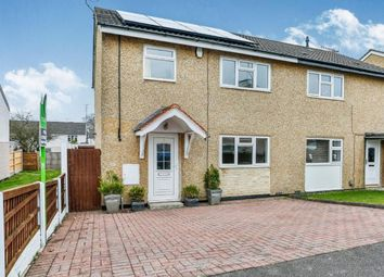 Thumbnail 3 bed semi-detached house to rent in Rockley Close, Chesterfield