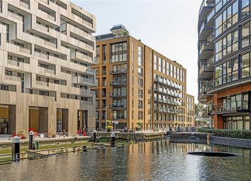 Thumbnail Studio for sale in Gatliff Road, Grosvenor Waterside, London