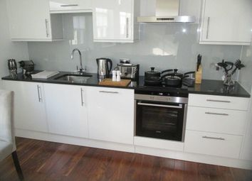 Thumbnail 1 bed flat to rent in Tottentham Mews, London