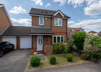 Thumbnail 2 bed detached house for sale in Marina Close, Chertsey