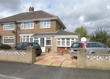 Thumbnail 4 bed semi-detached house for sale in Taunton Drive, Aintree Village, Liverpool