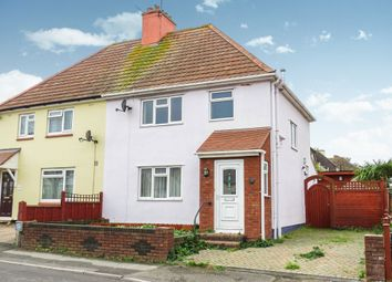 Thumbnail 3 bed semi-detached house for sale in Liddymore Road, Watchet