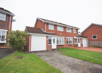 Thumbnail 3 bedroom semi-detached house for sale in Bach Mill Drive, Birmingham