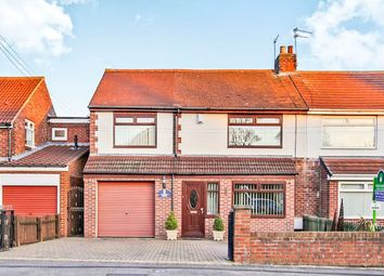 Thumbnail 5 bed semi-detached house for sale in Tudor Road, Chester Le Street