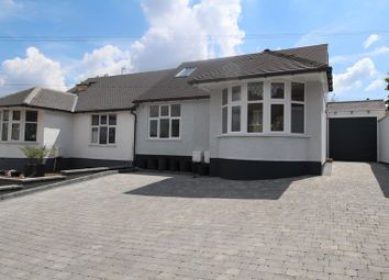 Thumbnail 3 bed semi-detached bungalow for sale in Rushdene Avenue, East Barnet, Barnet