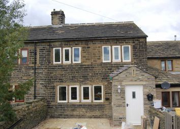 Thumbnail 3 bed terraced house to rent in Penistone Road, Shelley, Huddersfield