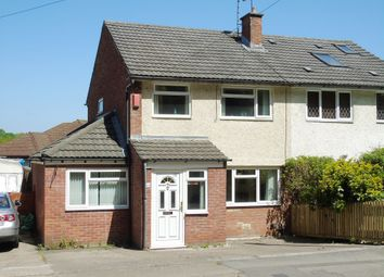 Thumbnail 4 bed semi-detached house for sale in Cowslip Drive, Penarth
