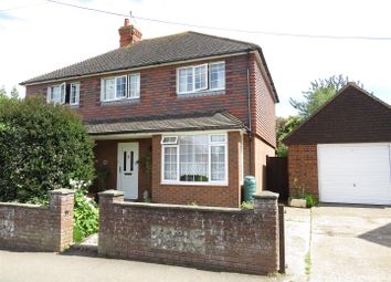 Thumbnail 4 bed detached house for sale in Battle Road, Hailsham