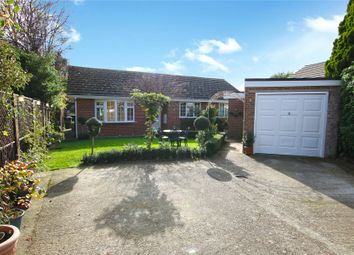Thumbnail 3 bed detached bungalow for sale in Elveden Close, Pyrford, Surrey
