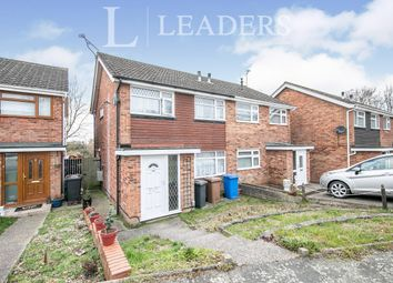 3 bed semi-detached house to rent in Lanercost Way, Ipswich IP2
