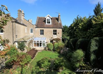Thumbnail 4 bed semi-detached house for sale in North Road, Combe Down, Bath