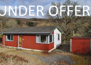 Thumbnail Bungalow for sale in 3 Orchy Cottages, Dalmally