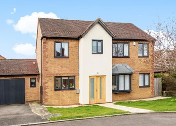 Thumbnail 3 bed detached house for sale in Culham Close, Abingdon