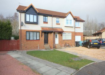 Thumbnail 3 bed semi-detached house to rent in Ravel Wynd, Uddingston, Glasgow