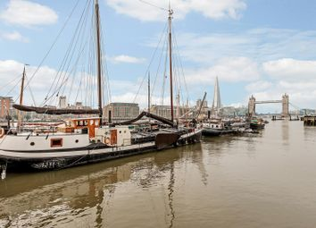 Thumbnail 3 bed houseboat for sale in Hermitage Moorings, Wapping High Street, Wapping
