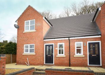 Thumbnail 2 bed terraced house to rent in Eccleshall Road, Loggerheads, Market Drayton