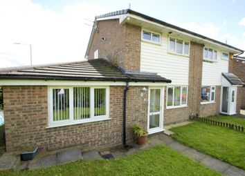 Thumbnail 3 bedroom semi-detached house for sale in Corston Grove, Blackrod, Bolton