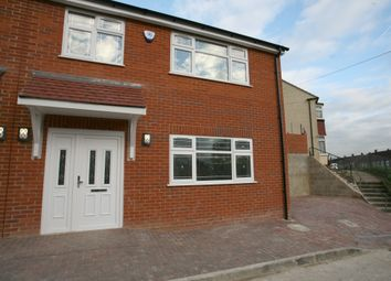 Thumbnail 1 bed town house for sale in Hyacinth Road, Rochester