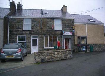 Thumbnail Retail premises for sale in Bethel, Caernarfon, Gwynedd