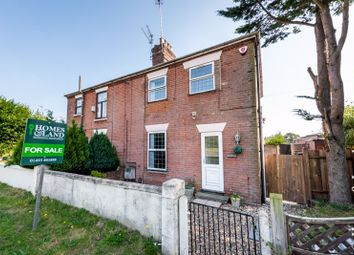Thumbnail 3 bed semi-detached house for sale in Lowestoft Road, Gorleston, Great Yarmouth
